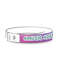 Tyvek Polsbandjes thema, Music Party
