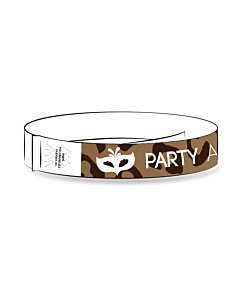Tyvek Polsbandjes thema, Party Animal